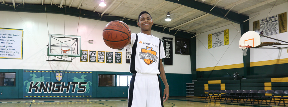 Tyus Dennis '15 to Compete at Inland Valley All-Star Classic