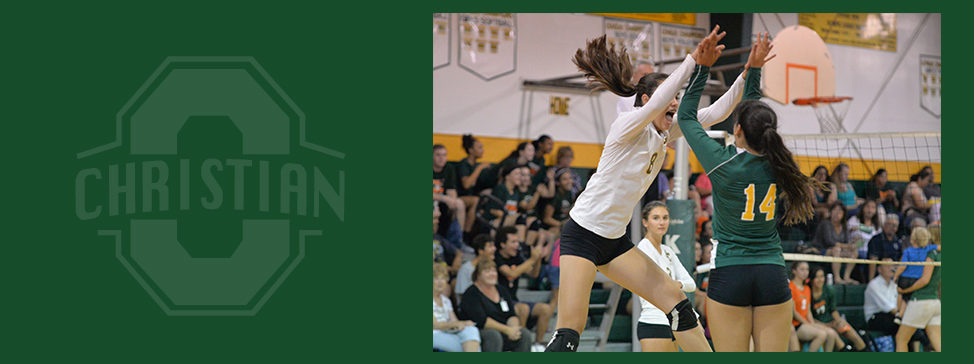 Girls Volleyball Defeats Riverside Poly in Home Opener