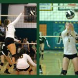 Girls Volleyball takes down Upland HS 3-1
