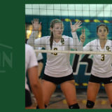 Girls Volleyball takes down 1st Place Woodcrest Christian