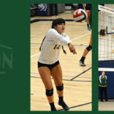Girls Volleyball go on the road and earns 3-1 victory over Aquinas