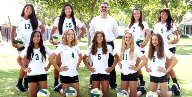 Girls Volleyball – Frosh/Soph
