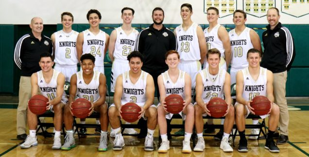 Boys Basketball – Varsity